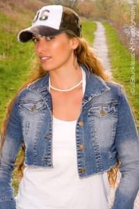 Model: Kimberly Turner; Photo: Jay Stuckless - kimberly-turner.com